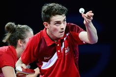 Sam Walker - Table Tennis.