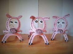 Horseshoe Art, Piglet Statue, Garden Art, Horseshoe Pig, Farm ...