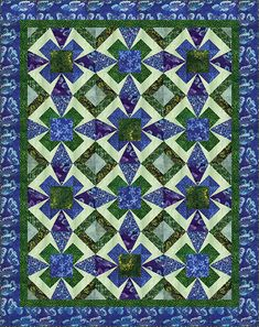 Batik By Mirah Spring Awakening, Hens And Chicks, Dancing In The Rain, Spring Collection, Quilting Projects, Dream Catcher, Quilts, Fabric, Tejido