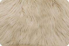 Mongolian Fur Beige