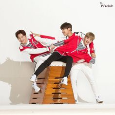 Wanna-One - Guanlin, Woojin, Daehwi