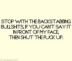 Backstabbing Friend Quotes | Best Tumblr quotes images - Tumblr love quotes with pictures