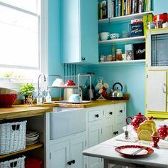 Kitchen colour schemes | Colour Schemes - Red Online