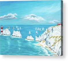 Needles Isle Of Wight, Lewes Castle, Thing 1, Wall Anchors, Acrylic Sheets, Got Print, Any Images, Places Around The World, Under The Sea