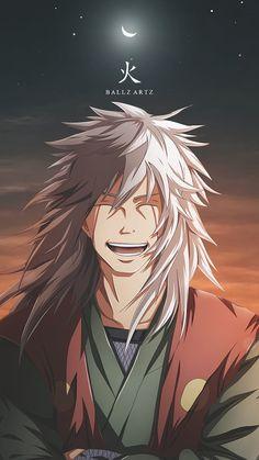 1080P free download | Jiraiya Sensei, aesthetic, anime, legend, manga, naruto, sky, uzumaki, HD mobile wallpaper