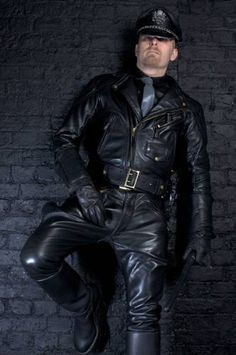 "justinleatherblog: ""HOT LEATHERS """
