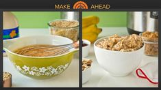 Overnight oatmeal: This make-ahead slow-cooker oatmeal and toppings bar is a treat! - TODAY.com