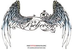 Google Image Result for http://www.freetattoodesigns.org/images/tattoo-gallery/lower-back-angel-wings.jpg