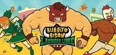 """BURRITO BISON arriva su iPhone e Android!!!! Kongregate ha rilasciato """"Burrito Bison: Launcha Libre"""" per iPhone e Android, un """"distance games"""" assolutamente fuori di testa e troppo, troppo divertente ????  Nei panni di Burrito Bison e dei suoi n #android #iphone #videogiochi #smartphone"""