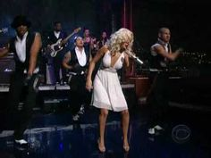 Christina Aguilera - Ain't No Other Man (Live Video)