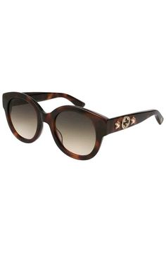 f35ed5d116 Gucci GG0207S havana brown shaded (002 NO) Sunglasses  fashion  clothing