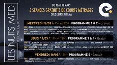 "Festival ""Les Nuits MED "" U filmu cortu"