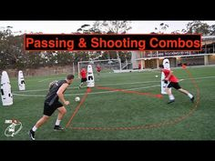 Head coach Lee, Shane and apprentice Bazza have a little bit of fun with some passing and shooting combinations! Soccer Shooting Drills, Football Drills, Super Bowl, Sport, Personal Trainer, Youtube, Football Stuff, Brave, Watches