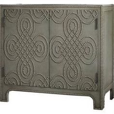 Nailhead Chest - Traditional - Dressers Chests And Bedroom Armoires - Benjamin Rugs and Furniture Luxury Furniture Brands, Unique Furniture, Home Decor Furniture, Furniture Makeover, Painted Furniture, Furniture Storage, Accent Chests And Cabinets, Traditional Dressers, Hooker Furniture
