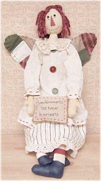 #830  sweet angel annie prim doll