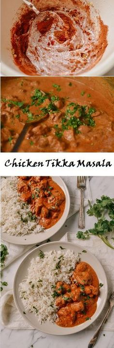 THE BEST Chicken Tikka Masala recipe by the Woks of Life
