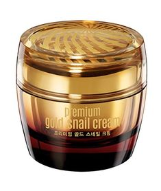 Goodal Premium Gold Snail Cream 17 Ounce Gold -- To view further for this item, visit the image link. (This is an affiliate link) #KoreanSkinCare