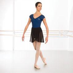 ABD Ballet Grade 5+ Cap Sleeve Leotard dazzle-dancewear.co.uk