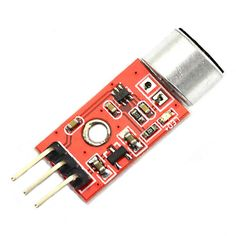 Jtron MAX9812 Microphone Module w/ Microphone - Red. Find the cool gadgets at a incredibly low price with worldwide free shipping here. Jtron MAX9812 Microphone Module w/ Microphone - Red, DIY Parts & Components, . Tags: #Electrical #Tools #DIY #Parts #Components
