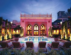Boca Raton Resort and Club in Boca Raton, Florida! Can't wait to be there and knock this off my bucket list of places to visit.