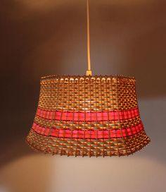 mid century gro e korblampe kugellampe h ngelampe. Black Bedroom Furniture Sets. Home Design Ideas