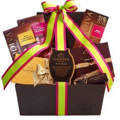Godiva easter adventure gift basket easter gift baskets godiva easter bliss gift basket negle Gallery