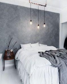 Popular Grey Bedroom Ideas To Repel Boredom 09