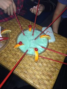 Divey tiki bar way out in the Outer Richmond with the best bowls! Don't knock it till ya try it.