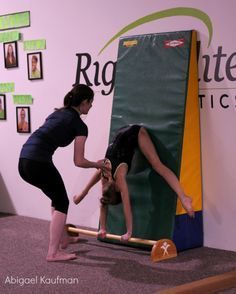 Struggling to fix shapes in straddle-up cast handstands? This is one of my favorite drills Gymnastics Handstand, Gymnastics Room, Gymnastics Tricks, Gymnastics Clubs, Gymnastics Skills, Gymnastics Equipment, Gymnastics Coaching, Gymnastics Workout, Sport Gymnastics