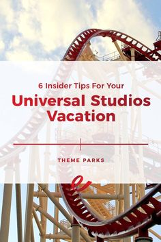 Here are our best insider tips for your Universal Studios Florida™ experience!