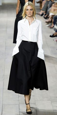 Runway Looks We Love: New York Fashion Week - Spring/Summer 2015 - Michael Kors #InStyle