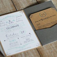 DIY invitations cost breakdown