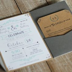 DIY invitations cost breakdown