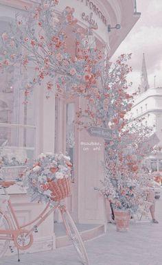 Pastell Wallpaper, Soft Wallpaper, Anime Scenery Wallpaper, Kawaii Wallpaper, Wallpaper Backgrounds, Purple Wallpaper Iphone, Disney Wallpaper, Flower Wallpaper, Aesthetic Tumblr Backgrounds