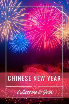 Chinese New Year (or Lunar New Year) is the most important holiday in China and many other Asian countries.