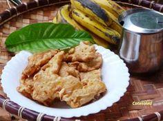 Beignets de Banana Stlyle #Madagascar #cuisine