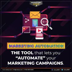 Through lead nurturing, behavior-based strategies and more, you can use marketing automation to send the right marketing messages to the right people at the right time. Social Media Automation, Marketing Automation, Inbound Marketing, Social Media Marketing, What Is Marketing, Marketing Approach, Lead Nurturing, Existing Customer, Business Intelligence