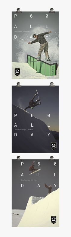 Snowpark, Snowboard, Laax Ski And Snowboard, Snowboarding, Skiing, Graph Design, Ad Design, Travel Around The World, Around The Worlds, Consistency, Design Projects