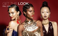 Tag Beauté: coiffure et maquillage de fête (international) - http://liyalek.com/tag-beaute-coiffure-maquillage-fete-international/