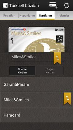 Turkcell Cüzdan NFC wallet, Turkey