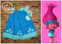 Princess Poppy DressFort Wayne ONLY Poppy Dress Poppy by SewPinky
