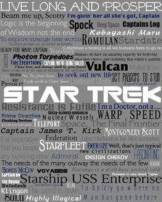 Star Trek Printable