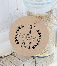 Wedding Stamp Wreath Wedding Stamp Wedding by ThePrintMint on Etsy