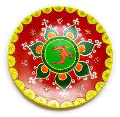 How to make a Diwali Thali • Art Platter