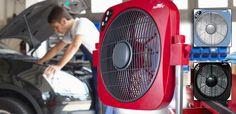 Air Innovations 14 Swirl Cool 2-in-1 Fan w/ Removable Fan Head & Remote Control! List Price $149.99 Savings 77% $34.99