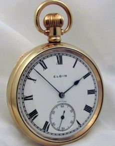 Vintage Elgin Watch | Elgin Vintage Watches