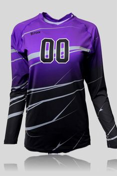 Shade Women s Sublimated Volleyball Jersey  3d45109c04492