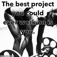 Best project is YOU!!!