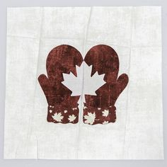 "The next stop is Wee Folks Heirloom Sewing & Quilt Shoppe, Selkirk, Ontario. Their block is another one from our Shop Challenge top ten! Bobbins is ""sew"" happy! Quilting Tips, Machine Quilting, Quilting Designs, Quilt Square Patterns, Square Quilt, Canadian Quilts, Canadian Flags, Rag Quilt, Quilt Blocks"
