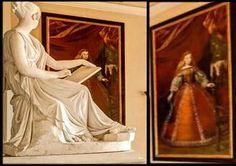 Burg Forchtenstein -Leopoldinenzimmer Infanta Margarita, Pastel Gown, Spain And Portugal, Baroque Fashion, 17th Century, Austria, Spanish, Portraits, Disney Princess
